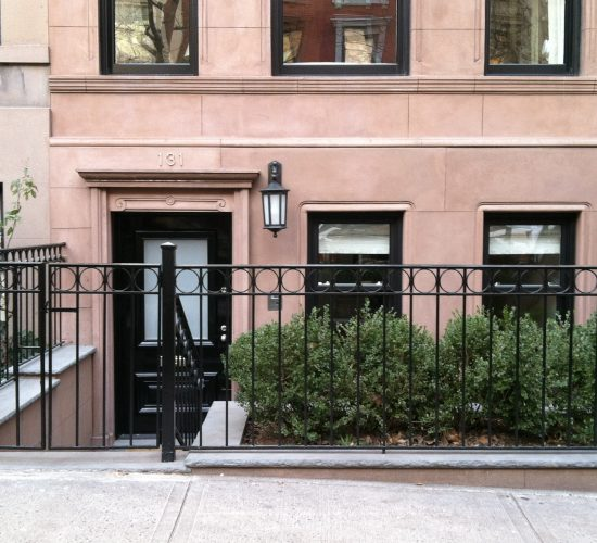 Upper East Side Townhouse